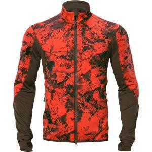 jacketa fleece wildboar pro reversibila harkila elite hunting