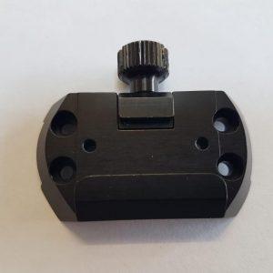 Montura henneberger aimpoint micro tikka t3