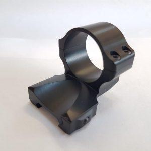 Inel Henneberger 30 mm pentru sina Weaver/Picatinny inaltime 9mm, extensie 25mm elite hunting