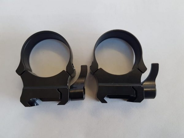 Inel Henneberger 34 mm pentru sina Weaver/Picatinny inaltime 14mm elite hunting
