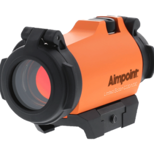 Aimpoint MicAimpoint Micro H-2 2 MOA Limited – utracompacte, dimensiuni foarte reduse, sistem de montaraimpoint H-2 2 MOA Limited elite hunting