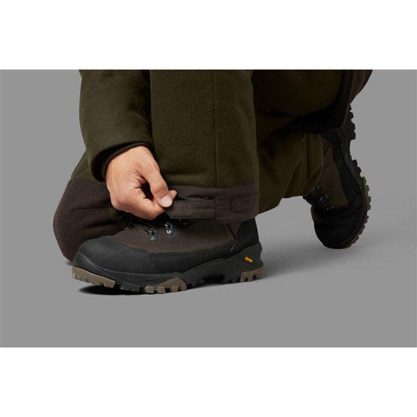 pantaloni vanatoare metso winter harkila elite hunting