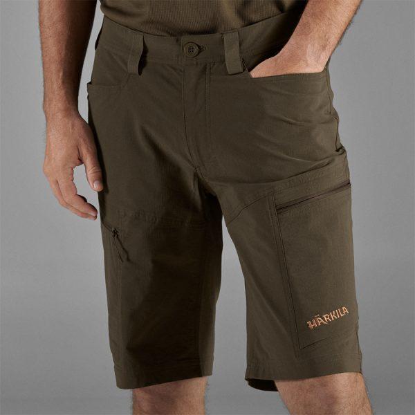 pantaloni scurti vanatoare trail harkila elite hunting
